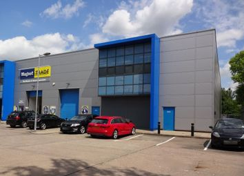 Thumbnail Light industrial to let in Minworth Trade Park, Minworth