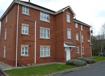Thumbnail 2 bed flat for sale in Brush Drive, Loughborough, Leicestershire