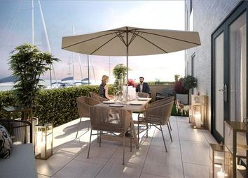 Thumbnail 1 bed flat for sale in Garden Apartment, Edinburgh Marina