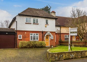 Thumbnail 4 bed semi-detached house for sale in Meadowside Road, South Cheam, Sutton