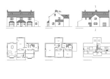 Thumbnail 4 bed detached house for sale in Laverton Road, Kirkby Malzeard, Ripon, North Yorkshire