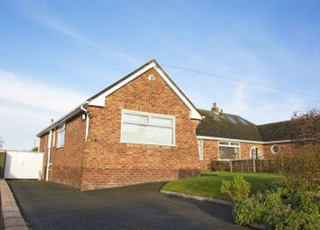 Thumbnail 3 bed semi-detached bungalow to rent in Seabank Road, Heswall, Wirral