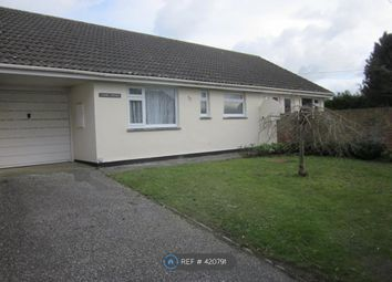Thumbnail 3 bed bungalow to rent in Rockhaven Gardens, Wadebridge