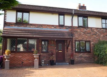 Thumbnail 5 bed semi-detached house for sale in Woodlands Crescent, High Legh, Knutsford