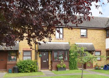 Thumbnail 1 bed terraced house for sale in Tulip Close, Hampton