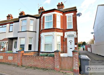 Thumbnail 5 bed terraced house for sale in Station Road, Great Yarmouth