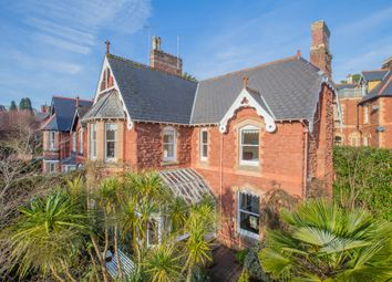 Thumbnail 4 bed end terrace house for sale in Walnut Road, Torquay