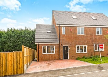 Thumbnail 4 bed semi-detached house for sale in Turley Street, Dudley