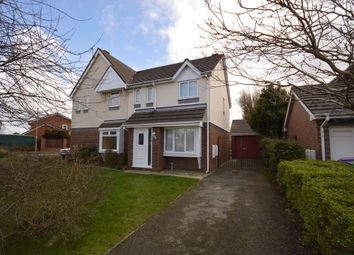Thumbnail 3 bedroom semi-detached house for sale in Woodbrook Avenue, Orrell Park, Liverpool