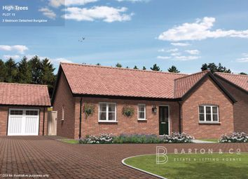 Thumbnail 2 bed property for sale in Plot 15, Woods Place, Little Snoring, Norfolk