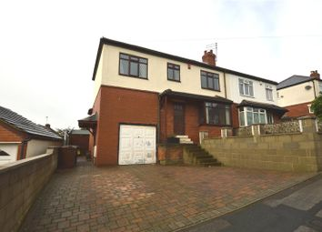 Thumbnail 4 bed semi-detached house for sale in Abraham Hill, Rothwell, Leeds, West Yorkshire