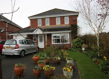 Thumbnail 4 bed detached house for sale in 4 Hunters Crescent, Carlisle, Cumbria