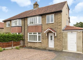 Thumbnail 3 bed semi-detached house for sale in Stockdale Close, Knaresborough