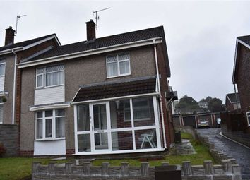 Thumbnail 3 bed end terrace house for sale in Laurel Place, Sketty Park, Swansea