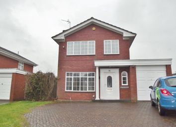 Thumbnail 3 bed detached house to rent in Spital Road, Spital, Wirral