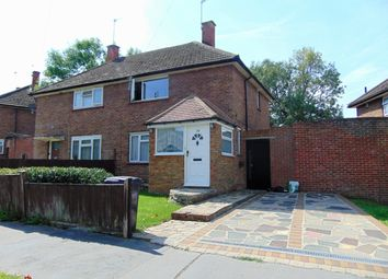 Thumbnail 2 bedroom semi-detached house for sale in Dunley Drive, New Addington