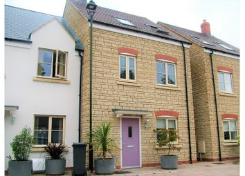 Thumbnail 3 bed end terrace house for sale in Britannia Mews, Wotton-Under-Edge