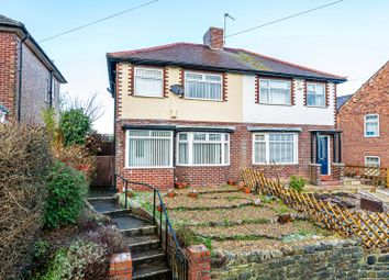 Thumbnail 3 bed semi-detached house for sale in Bellemonte Road, Frodsham