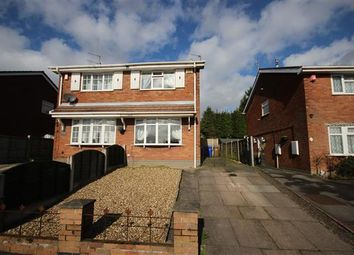 Thumbnail 2 bedroom semi-detached house for sale in Forrister Street, Meir Hay, Stoke-On-Trent