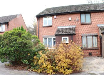 Thumbnail 2 bed semi-detached house for sale in Cerne Close, West End, Southampton