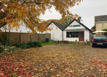 Thumbnail 1 bed detached bungalow for sale in Ipswich Road, Holbrook, Ipswich