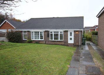 Thumbnail 2 bed semi-detached bungalow for sale in Falston Close, Billingham