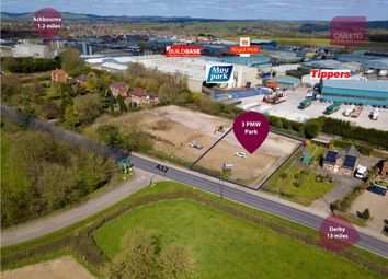 Thumbnail Industrial to let in 3 Pmw Park, Derby Road, Ashbourne, Derbyshire