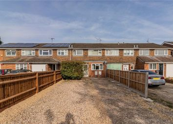 Thumbnail 4 bed terraced house for sale in Beaulieu Gardens, Blackwater, Camberley