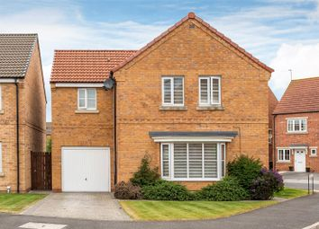Thumbnail 4 bedroom detached house for sale in Germain Close, Selby