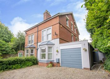 Thumbnail 4 bed semi-detached house for sale in Kirkby Road, Sutton-In-Ashfield