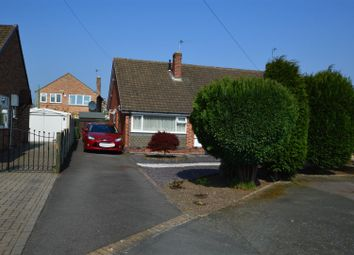 Thumbnail 2 bed semi-detached bungalow for sale in Cowdray Close, Loughborough