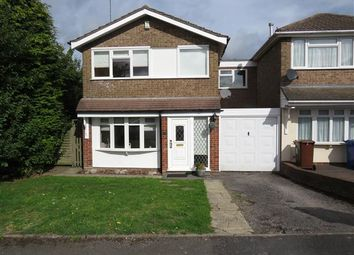 Thumbnail 4 bed detached house to rent in Knighton Road, Cannock