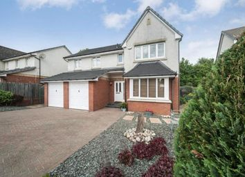 Thumbnail 5 bed detached house for sale in Tinto Grove, Drumpellier Lawns, Bargeddie, Glasgow