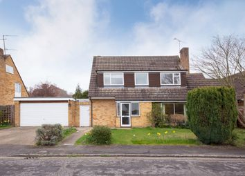 Thumbnail 5 bed detached house to rent in Shrimpton Close, Beaconsfield