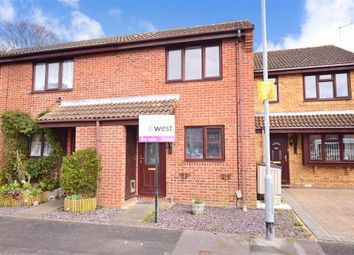 Thumbnail 2 bed end terrace house for sale in Honeywood Close, Portsmouth, Hampshire