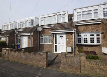 Thumbnail 3 bed terraced house for sale in Deben, East Tilbury, Essex