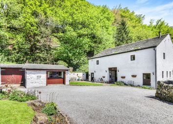 Thumbnail 5 bed detached house for sale in Hill House Barn Long Lane, Todmorden