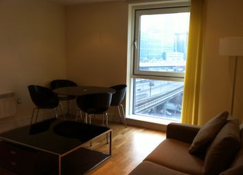 Thumbnail 1 bed flat to rent in Wharfside Point South, 4 Prestons Road, Canary Wharf, Blackwall, London, United Kingdom