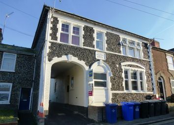 Thumbnail 1 bedroom flat to rent in Granby Gardens, Granby Street, Newmarket