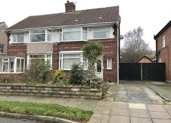 Thumbnail 3 bed property for sale in Borrowdale Road, Bebington, Wirral, Merseyside