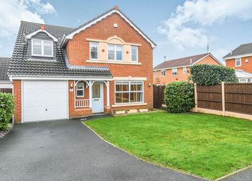 Thumbnail 5 bed detached house to rent in Truman Close, Widnes