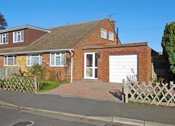 Thumbnail 3 bed semi-detached bungalow for sale in River View, Sturry, Canterbury, Kent