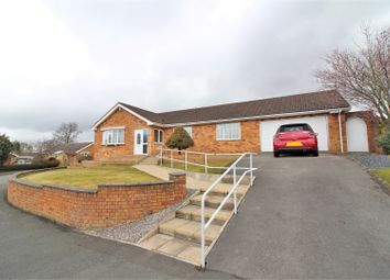 Thumbnail 3 bed detached bungalow for sale in Tir Wat, Mynydd Isa