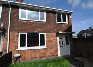 Thumbnail 3 bed end terrace house for sale in St Davids Close, Spennymoor