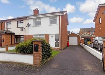 Thumbnail 3 bed semi-detached house to rent in Sandown Park, Ballinderry Upper, Lisburn