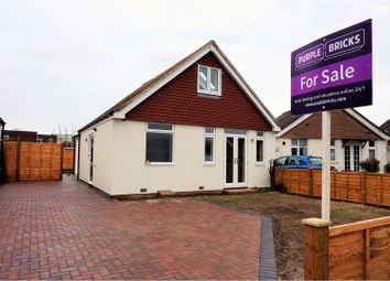 Thumbnail 2 bed detached house for sale in Elm Close, Hayling Island