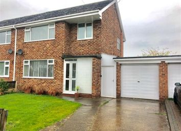 Thumbnail 3 bedroom semi-detached house for sale in Horstone Road, Great Sutton, Ellesmere Port