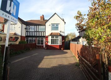 Thumbnail 5 bed semi-detached house for sale in Prenton Road West, Birkenhead, Merseyside