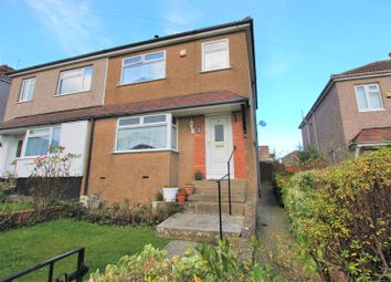 Thumbnail 3 bed semi-detached house for sale in The Drive, Whitchurch, Bristol