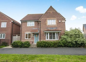 Thumbnail 4 bed detached house for sale in Farnborough Close Kingsway, Quedgeley, Gloucester, Gloucestershire